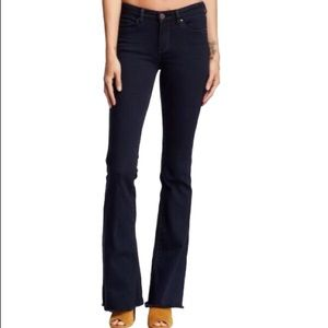 NWT BLANKNYC Cosmic Frayed Hem Flare Jean